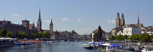 Zürich - Limmat